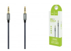 Кабель удлинитель HOCO UPA03 AUX Noble sound series Audio cable 3.5 1 метр