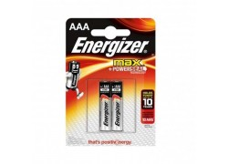 Элемент питания Energizer MAX+ Power SEAL LR03/286 BL8 8/AAA 8шт