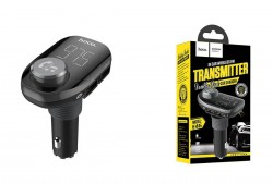 USB MP3 плеер +FM трансмиттер с диспл. HOCO E45 Happy route audio wireless FM transmitter