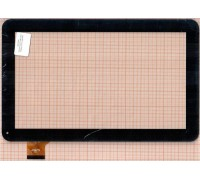Тачскрин для планшета Archos 101 Copper (черный) (040)